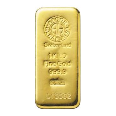 Argor Heraeus SA 1000 gramov