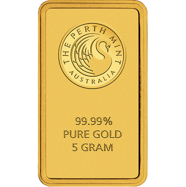 Perth Mint 5 gramov
