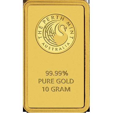 Perth Mint 10 gramov