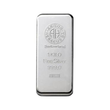 Argor Heraeus SA 1000 gramov Ag