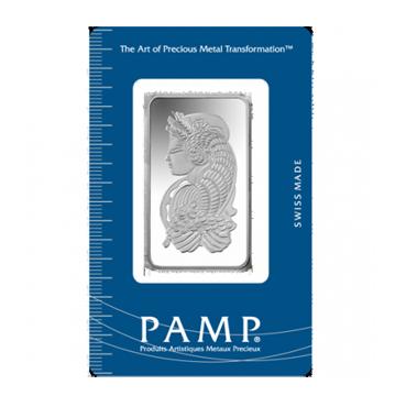 PAMP 31,1 gramov Ag