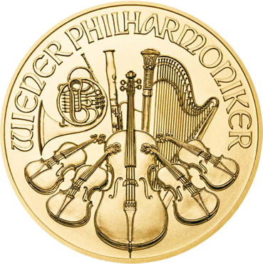 Wiener Philharmoniker 1/2 Oz