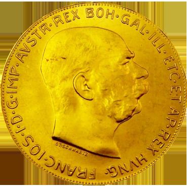 100 Korún - novorazba