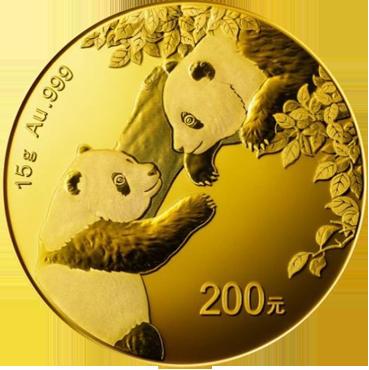Panda 15 g