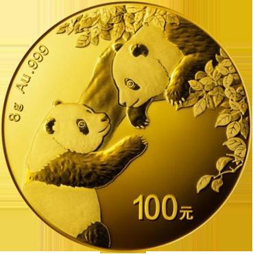 Panda 8 g