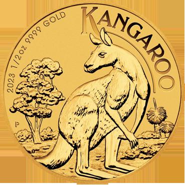 Kangaroo 1/2 Oz