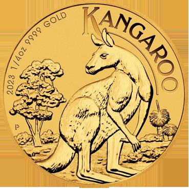 Kangaroo 1/4 Oz