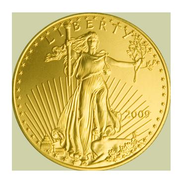 American Eagle 1/2 Oz