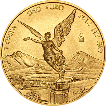 Mexico Libertad 1 Oz