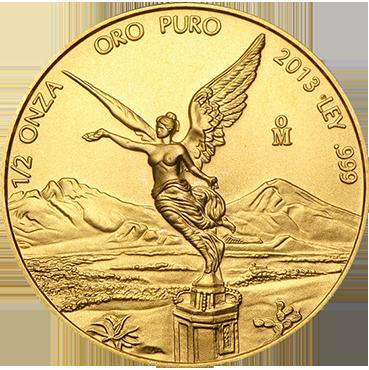 Mexico Libertad 1/2 Oz