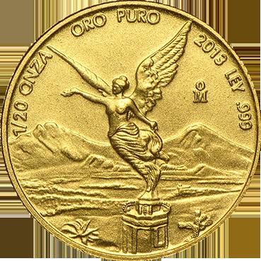 Mexico Libertad 1/20 Oz