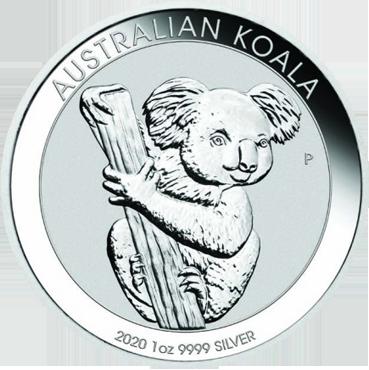 Koala 1 Oz Ag