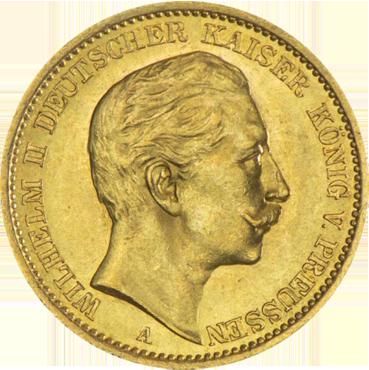 20 Mariek Nemecké cisárstvo