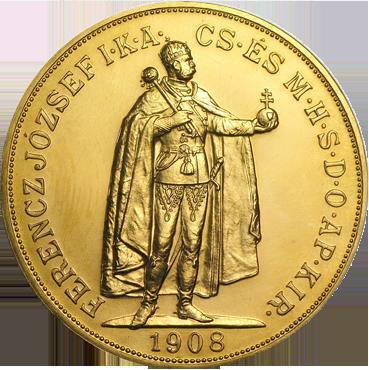 100 Korún Uhorsko - novorazba
