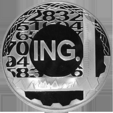 Titulárna medaila – Ing.