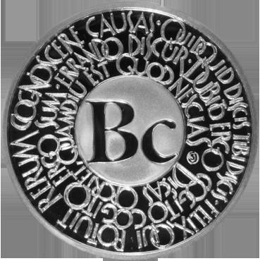 Titulárna medaila – Bc.