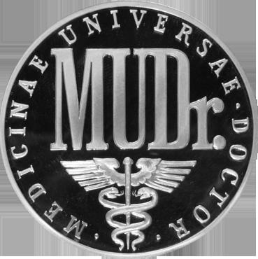 Titulárna medaila – MUDr.