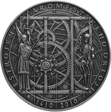 600. výročie zostrojenia Staromestského orloja (1410-2010)