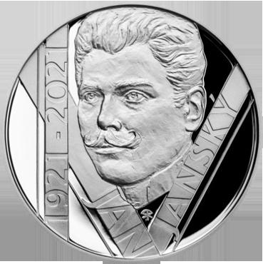 200 Kč – Jan Janský 2021