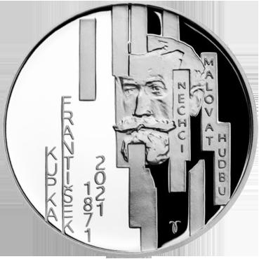 200 Kč – František Kupka 2021