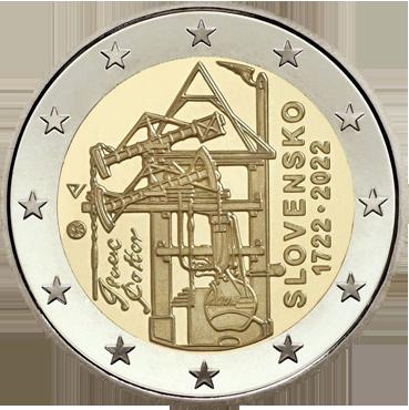 2 € - Vstup Slovenskej republiky do Európskej únie  - 10. výročie 2014