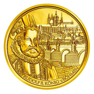 100 € - Svätováclavská koruna 2011