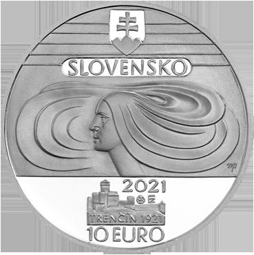 10 € - Vznik Speváckeho zboru slovenských učiteľov 2021