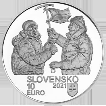 10 € - Zdolanie prvej osemtisícovej hory (Nanga Parbat) slovenskými horolezcami 2021