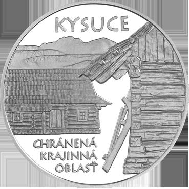 20 € - Chránená krajinná oblasť Kysuce 2022