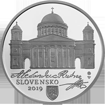 10 € - Vymenovanie Alexandra Rudnaya 2019
