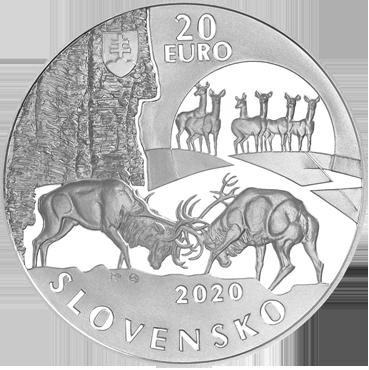 20 € - Chránená krajinná oblasť Poľana 2020