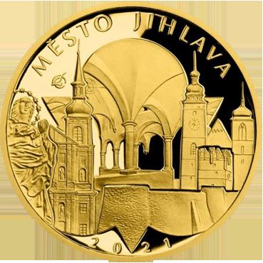 5000 Kč – Mestská pamiatková rezervácia Jihlava 2021