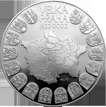 10.000 Kč – Vznik československej meny mimoriadna razba 2019