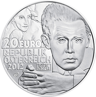 20 € - Egon Schiele 2012