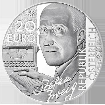 20 € - Stefan Zweig 2013