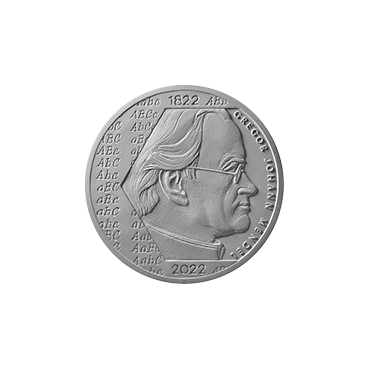 200 Kč – Gregor Mendel 2022