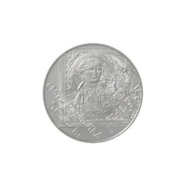 500 Kč – Zahájenie vydávania československých platidiel 2019