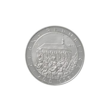 200 Kč – Prvá pražská defenestrácia 2019