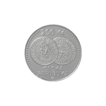 200 Kč – Zahájenie razby jáchymovských toliarov 2020