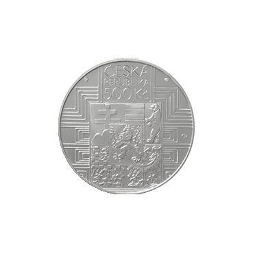 500 Kč – Schválenie československej ústavy 2020