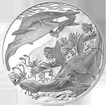 20 € - Prehistorický život: Trias 2013