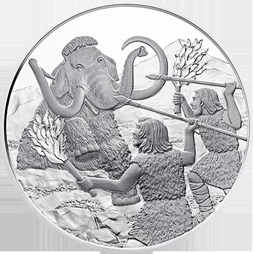20 € - Prehistorický život: Kvartér 2015