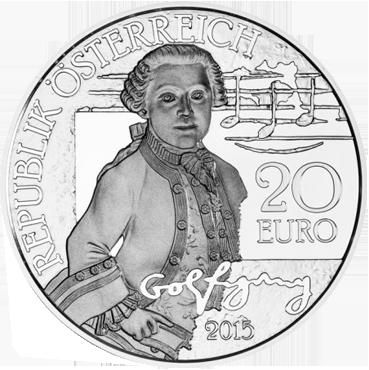 20 € - Mozart – Zázračné dieťa