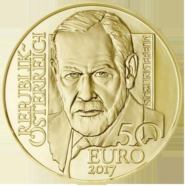 50 € - Sigmund Freud