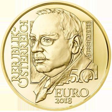 50 € - Alfred Adler