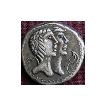 Biatec (1. stor. pr. Kr.) - cínová replika