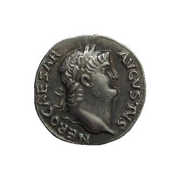 Denár – Nero (54 – 68 po Kr.) Rím