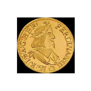 Dukát Ferdinand III. (1637 – 1657)