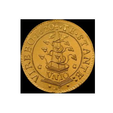 5 Dukát – Moravské evanjelické stavy (1620 – 1621)