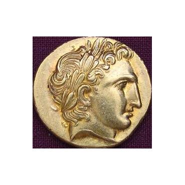 Statér Filip II. (359-336 pr. Kr.) Macedónsko